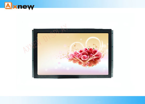Touch Screen LCD-Anzeigen 32 Zoll-AC100-240V, VGA-/USB-/RS232 IR Note Monitor